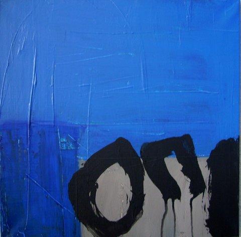 """aus der Serie """"blau überwiegt"""""""
